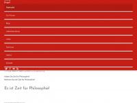 philosophie-engel.de Webseite Vorschau
