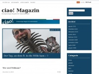ciaomagazin.wordpress.com