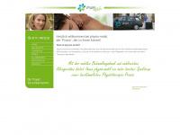 physio-mobil.eu Webseite Vorschau