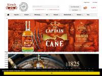 kirschwhisky.de Webseite Vorschau