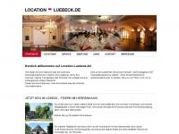 location-luebeck.de Webseite Vorschau