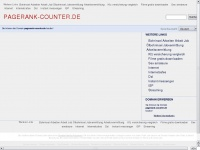 pagerank-counter.de