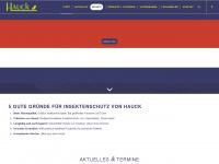 Fliegengitter-hauck.de