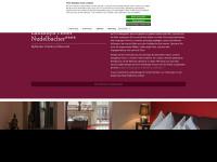 nudelbacher.at Webseite Vorschau