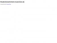 studentenwohnheim-muenchen.de Webseite Vorschau