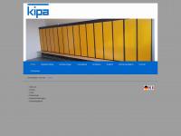 kipa.ch Webseite Vorschau