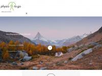 physiotogo.ch Webseite Vorschau
