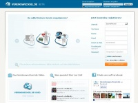 vereinswechsel.de Webseite Vorschau