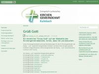 kirchengemeindeamt-kulmbach.de Webseite Vorschau