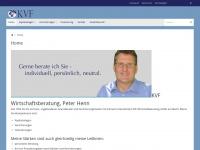 kvf.de Webseite Vorschau