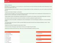 loungeberry.de Webseite Vorschau