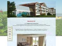 1astrand.de Webseite Vorschau