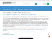 hoergeraete-batterien24.de