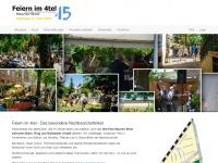 4telfest.de Webseite Vorschau