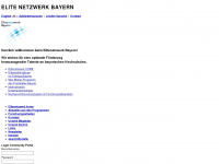 elitenetzwerk.bayern.de