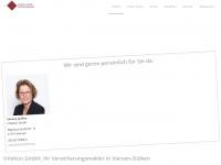 uvekon.de Webseite Vorschau