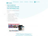 t3-media.de Webseite Vorschau
