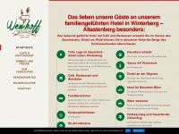 kleines-hotel-wemhoff.de