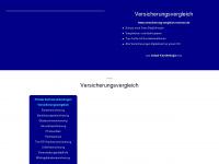versicherung-vergleich-rechner.de Webseite Vorschau