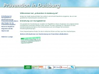 Praevention-in-duisburg.de