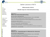 lectures-on-facts.de