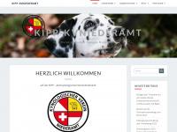 kipp-kvniederamt.ch Webseite Vorschau