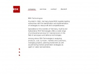 Rdk-technologies.de