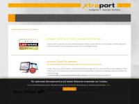 xtraport.de Webseite Vorschau