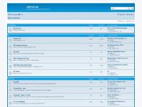 qtforum.de Webseite Vorschau