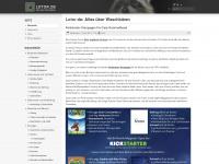 lotor.de Webseite Vorschau