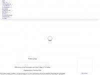 kinder-college.de Webseite Vorschau