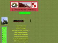 dbcvellmar.de Webseite Vorschau