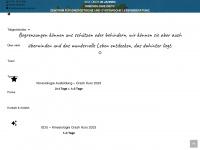 kinesiologie-dietz.de Webseite Vorschau