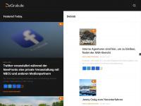 degrab.de Webseite Vorschau