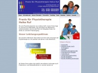 Heike-ruf-physiotherapie.de