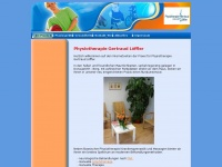 physio-loeffler.de Webseite Vorschau