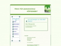 physio-hartmann.de Webseite Vorschau