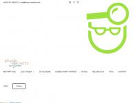 physio-elements.de Webseite Vorschau