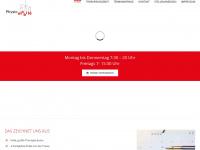 physiotherapie-mobile.de Webseite Vorschau