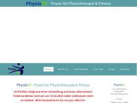 physiotherapie-odenthal.de Webseite Vorschau