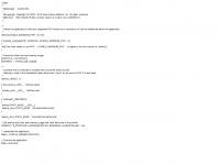physiotherapie-lu.de Webseite Vorschau