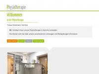 physiotherapie-herrnhut.de Webseite Vorschau