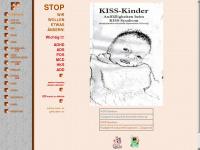 kisskidd.de Webseite Vorschau