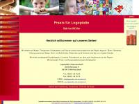 logopaedie-untermerzbach.de Webseite Vorschau