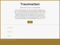traumnarben.de Webseite Vorschau