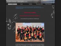 zupforchester-obergebra.de Webseite Vorschau