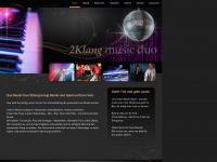 2klang.de Webseite Vorschau
