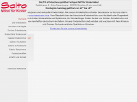 kindermoebel-muenchen.de Webseite Vorschau