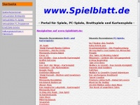 spielblatt.de