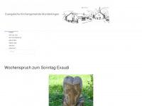 kirche-munderkingen.de Webseite Vorschau